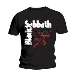 Black Sabbath Men's Tee: Creature