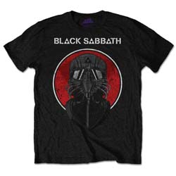 Black Sabbath Men's Tee: Live 14