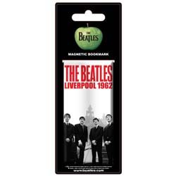 The Beatles Magnetic Bookmark: In Liverpool