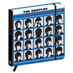 The Beatles Notebook: Hard Days Night