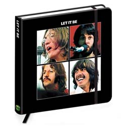 The Beatles Notebook: Let it Be