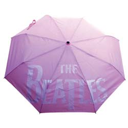 The Beatles Umbrella: Drop T Logo with Retractable Fitting