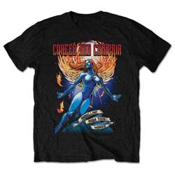 Coheed And Cambria Men's Tee: Ambellina