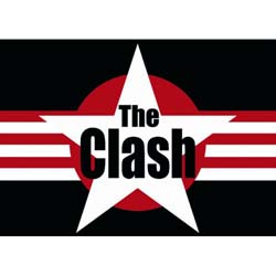 The Clash Postcard: Stars & Stripes (Standard)