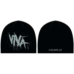 Coldplay Men's Beanie Hat: Viva la Vida