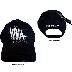 Coldplay Men's Baseball Cap: Viva la Vida