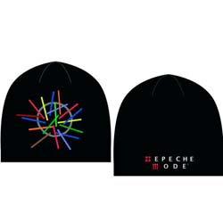 Depeche Mode Men's Beanie Hat: Sounds of the Universe