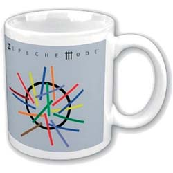 Depeche Mode Boxed Standard Mug: Sounds of the Universe Album