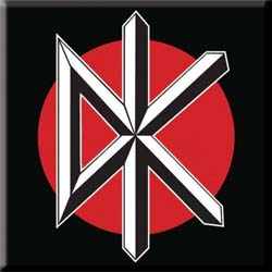 Dead Kennedys Fridge Magnet: Logo