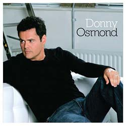 Donny Osmond Fridge Magnet: On Couch