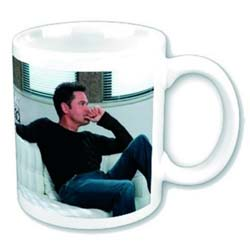 Donny Osmond Boxed Standard Mug: On Couch