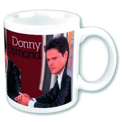 Donny Osmond Boxed Standard Mug: Winnebago