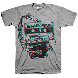Eminem Men's Tee: Tape