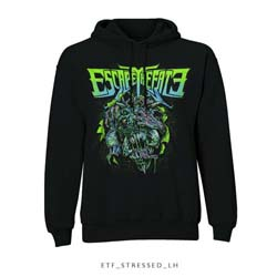Escape The Fate Men's Pullover Hoodie: Stressed