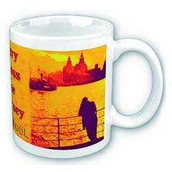 Magic Moments Boxed Standard Mug: Ferry Cross the Mersey