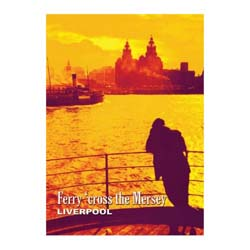 Magic Moments Postcard: Ferry Cross the Mersey (Standard)