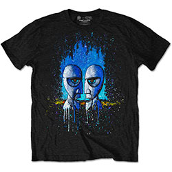 Pink Floyd Men's Tee: Division Bell Drip