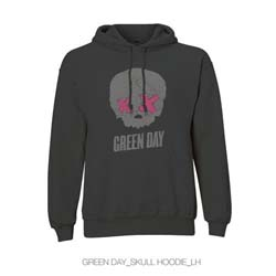 Green Day Men's Pullover Hoodie: Grayskull