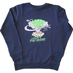 Green Day Kids Youth's Fit Sweatshirt: Welcome to Paradise