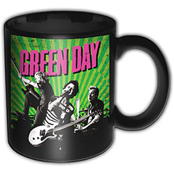 Green Day Boxed Mini Mug: Tour