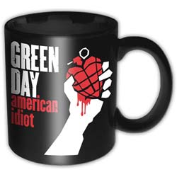 Green Day Boxed Premium Mug: American Idiot