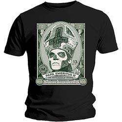 Ghost Men's Tee: Papa Cash