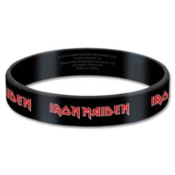 Iron Maiden Gummy Wristband: Tails
