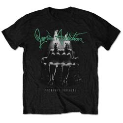 Jane's Addiction Men's Tee: Nothing's Shocking