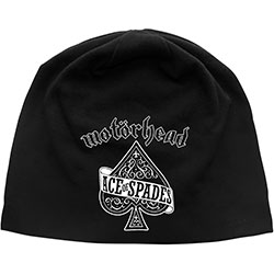 Motorhead Beanie Hat: Ace of Spades (Discharge Print)