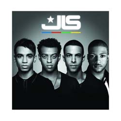 JLS Greetings Card: Album Photo