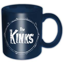 The Kinks Boxed Standard Mug: Boots Drum