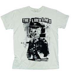 The Libertines Men's Tee: Albio to Utopia