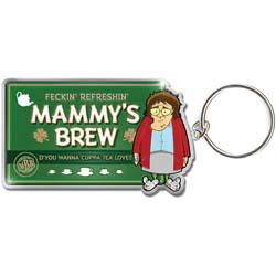 Mrs Brown's Boys Standard Key-Chain: Mammy's Brew
