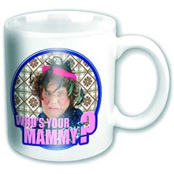 Mrs Brown's Boys Boxed Standard Mug: Who's your Mammy?
