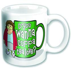 Mrs Brown's Boys Boxed Standard Mug: Cuppa Tea