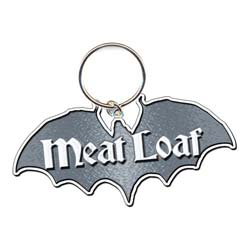 Meat Loaf Standard Key-Chain: Bat Out Of Hell