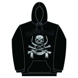 Motorhead Men's Pullover Hoodie: March or Die