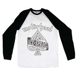 Motorhead Men's Raglan Tee: Ace of Spades