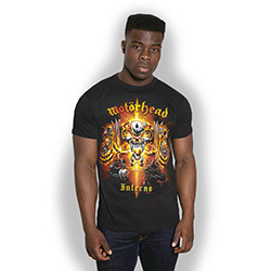 Motorhead Men's Tee: Inferno