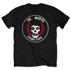 Misfits Men's Tee: Original Fiend Club
