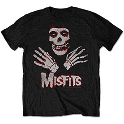 The Misfits Men's Tee: Hands