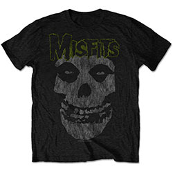 The Misfits Men's Tee: Classic Vintage