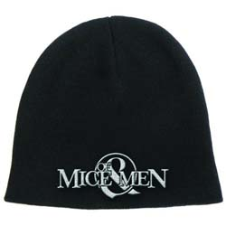 Of Mice & Men Men's Beanie Hat: Logo
