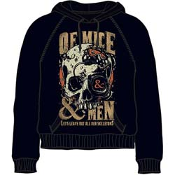 Of Mice & Men Men's Pullover Hoodie: Leave Out