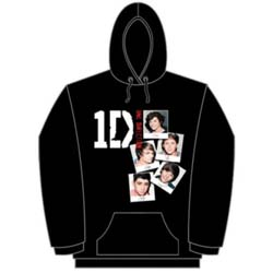One Direction Ladies Pullover Hoodie: Photo Stack