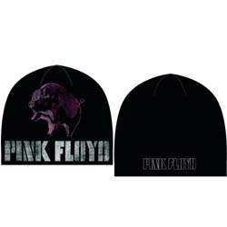 Pink Floyd Men's Beanie Hat: Animals