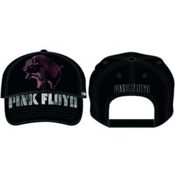 Pink Floyd Men's Baseball Cap: Distressed Animals