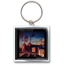 Pink Floyd Standard Key-Chain: Animals Album Cover