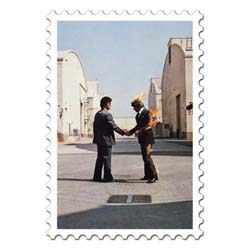 Pink Floyd Postcard: Wish you were here (Standard)