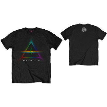 Pink Floyd Men's Tee: Why with Back Printing